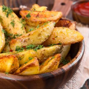 Cartofi Țărănești de Post
