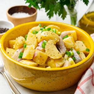 Salată orientală cu piept de rață